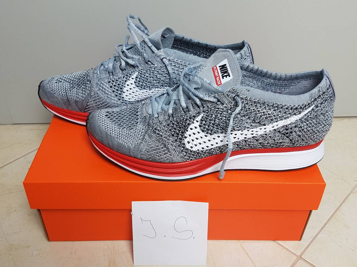san francisco 48123 c846d ... nike flyknit racer no parking photo 1 5 .