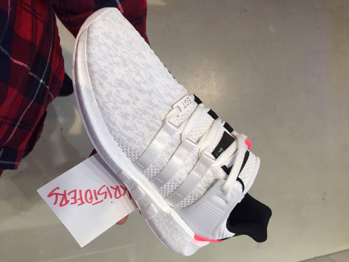 adidas EQT Support ADV Cblack Sneaker Black Shoes Originals