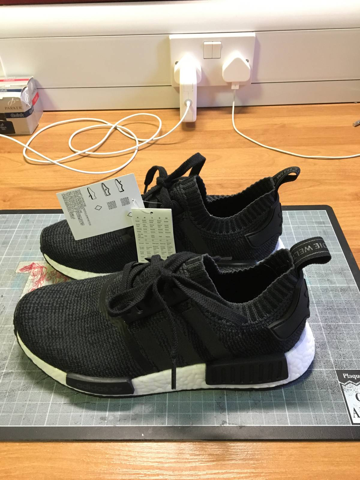 adidas NMD R1 OG Release Confirmed For January