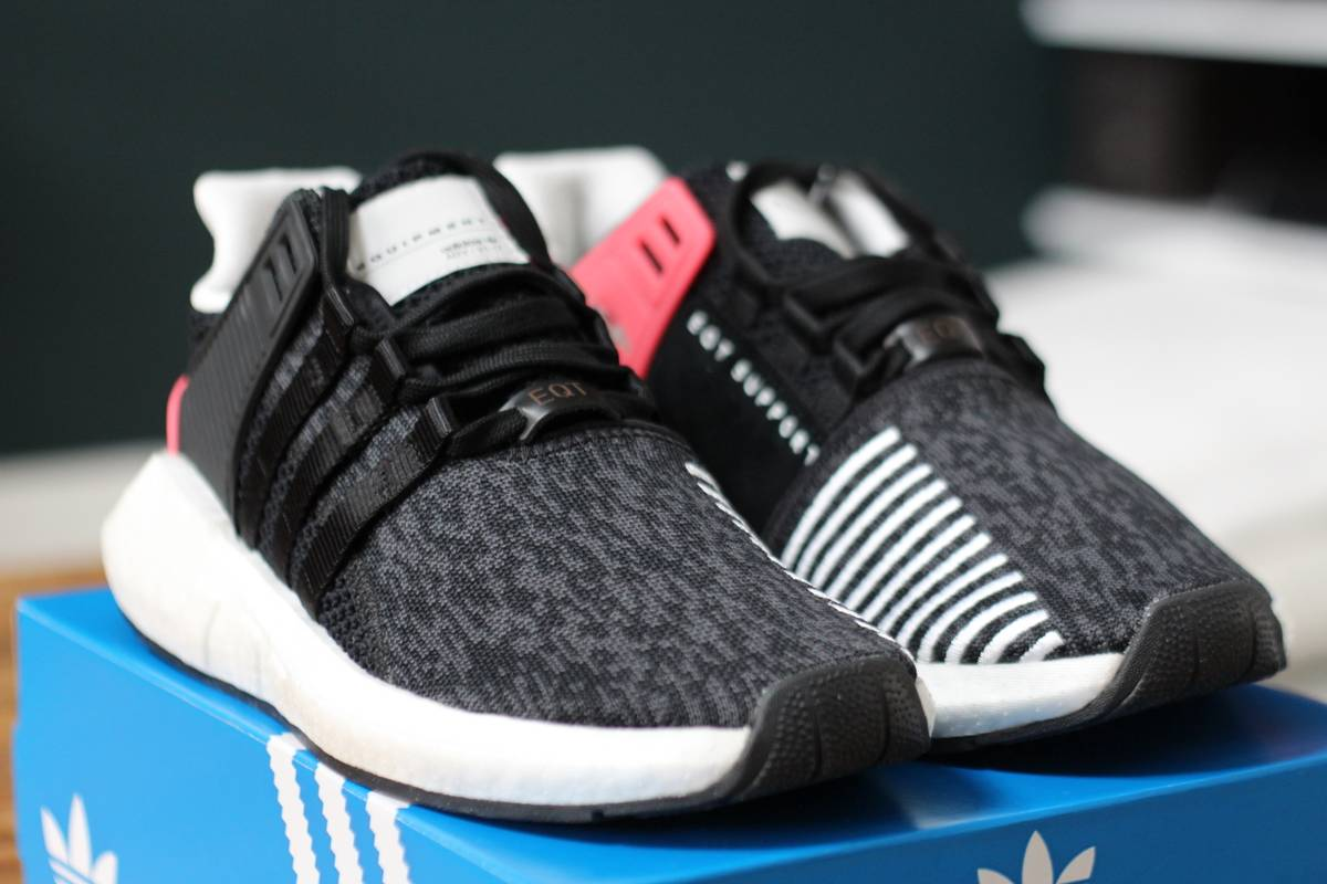 Adidas EQT Support 93 17 Boost Review!