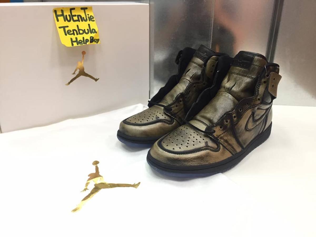 more photos 2b524 b8326 ... Nike Air Jordan 1 Retro Hi OG Wings AA2887-035 - photo 1 8 ...
