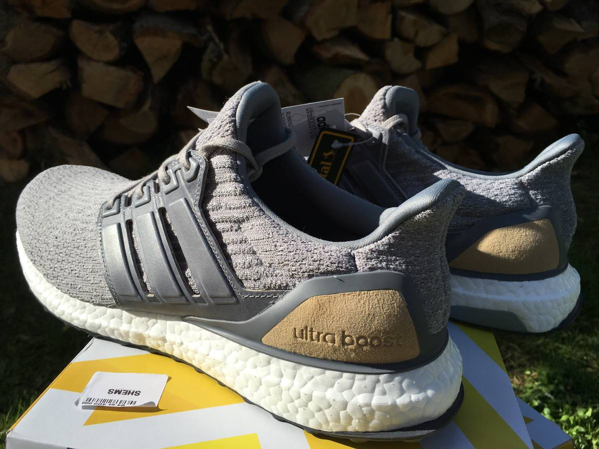 ULTRA BOOST 3.0 'TRACE CARGO' REVIEW ON FEET