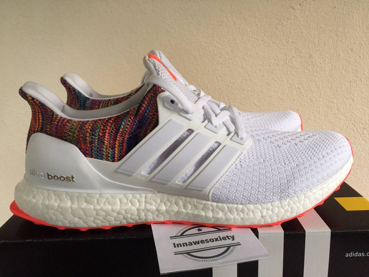 473407dc2ca ... mi adidas ultra boost rainbow new york multi color 11 us 10.5 uk