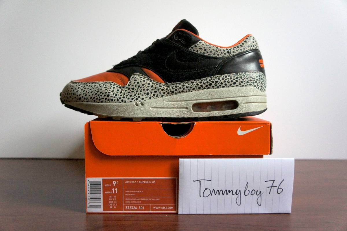 hot sale online 38122 26c4a ... Air Max 1 Safari Keep Rippin Stop Slippin Nike ltstronggtAirltstronggt  ltstronggt .