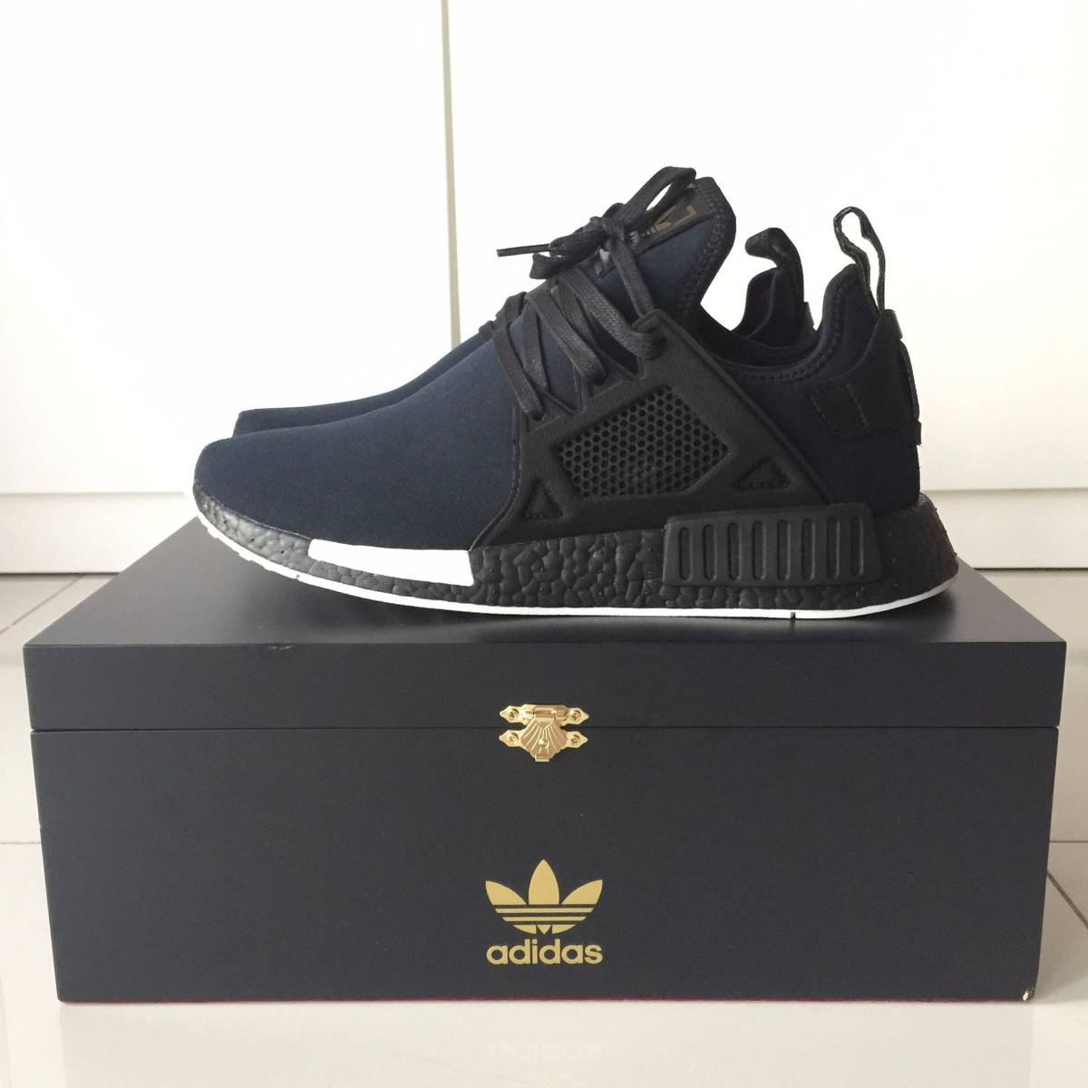 a198ca1f54106 Adidas NMD XR1 PK W Womens Primeknit Boost Shoes