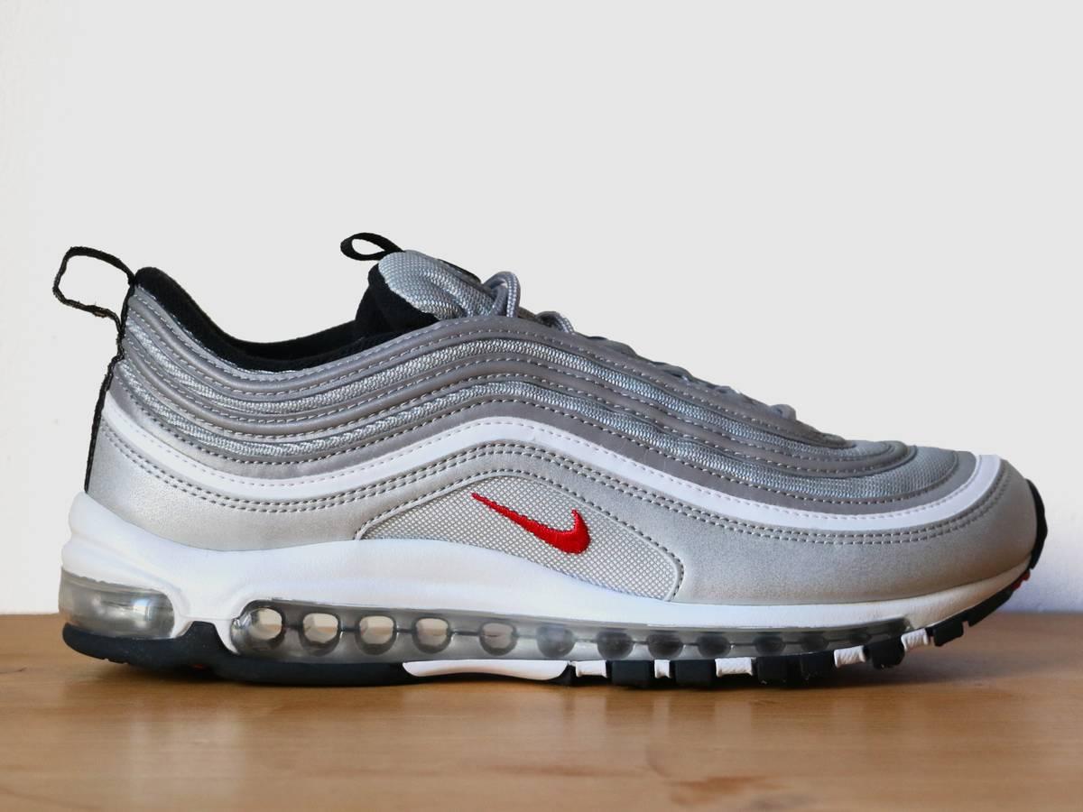 Nike Nike X Off white Airmax 97 menta Grailed