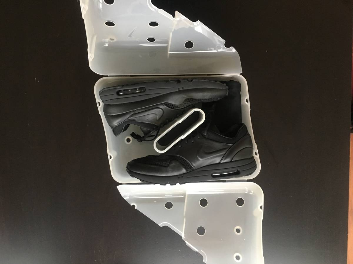 f9ac1c4a99e ... NikeLab Air Max 1 Flyknit Royal x Arthur Huang Men s Size ...