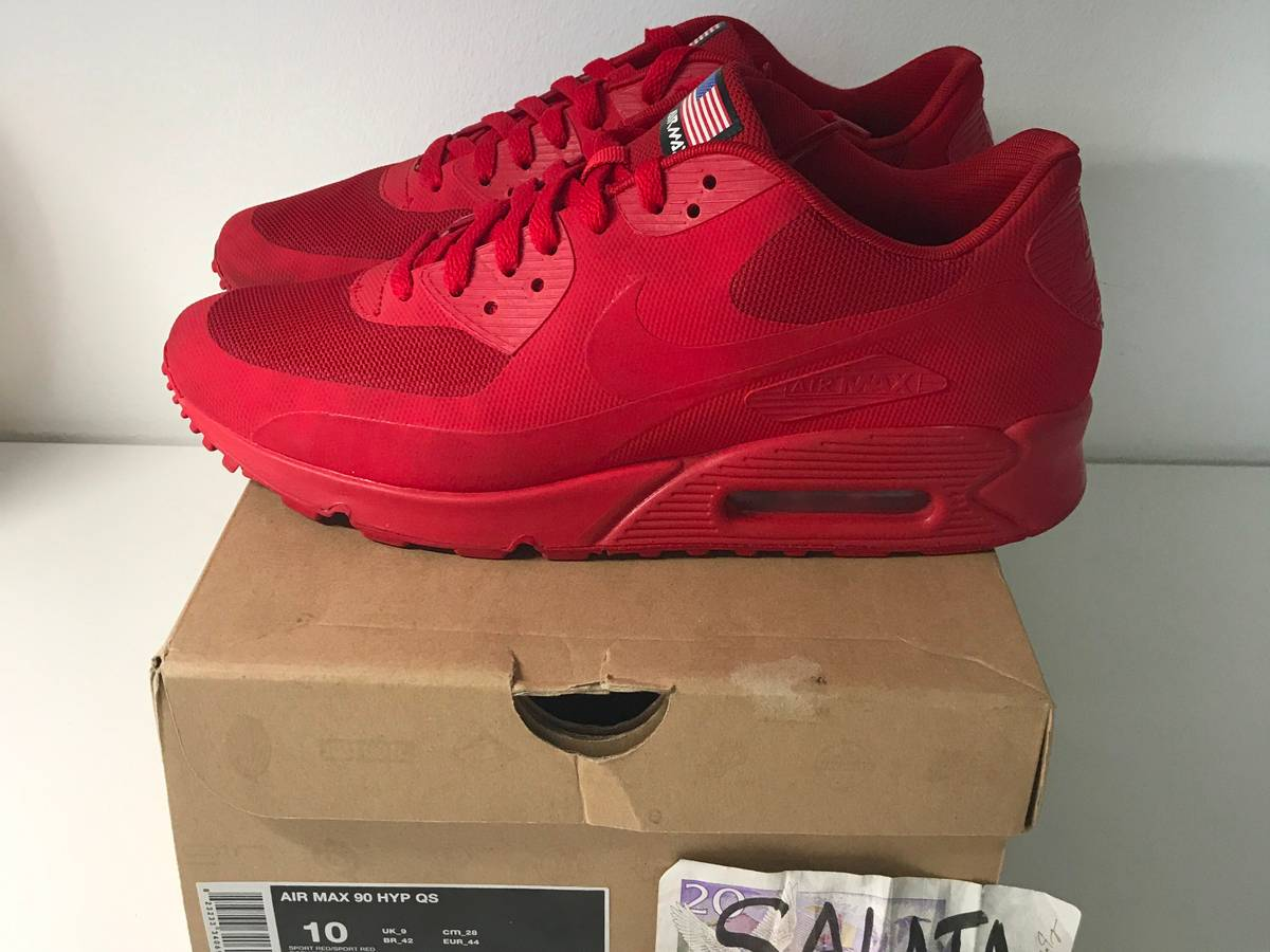 huge discount fcb69 af9c6 ... nike air max 90 independence day made in vietnam
