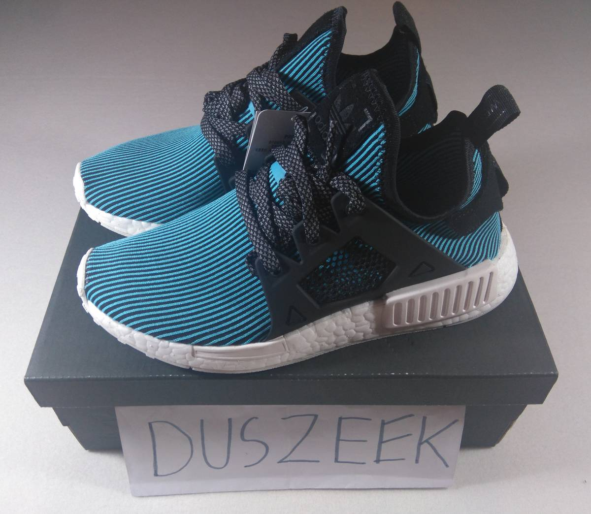3cefb21026b0d Bargains on Adidas Originals NMD XR1 (Trace Blue Sesame