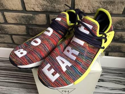 Adidas x Pharrell NMD HU Human Race - photo 1/7
