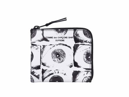 Supreme <strong>Comme</strong> <strong>des</strong> <strong>Garcons</strong> Eyes Wallet CDG New / Neu - photo 1/5