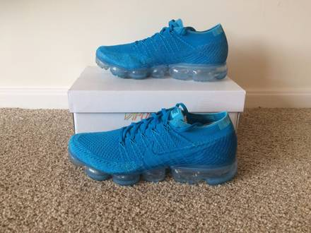 Nike <strong>Vapormax</strong> Orbit Blue - photo 1/7
