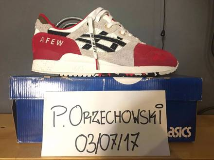 Asics Gel Lyte III x Afew 'Koi' US 10.5 - photo 1/5