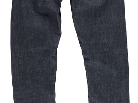 "ELEMENT x TIMBER! ""The Trader"" Jeans Pants - Size W34 L32 34 32, indigo blue raw denim - photo 1/5"