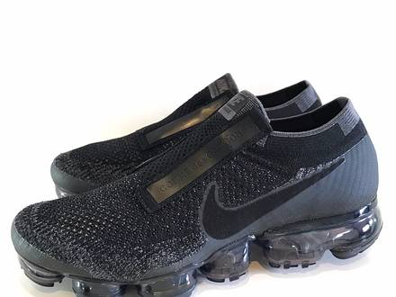 NIKE VAPORMAX <strong>COMME</strong> <strong>DES</strong> <strong>GARCONS</strong> BLACK - photo 1/5
