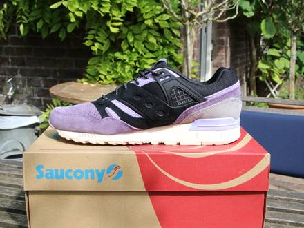 <strong>Saucony</strong> x Sneaker Freaker Grid Sd - photo 1/6