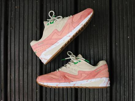 Saucony Grid 8000 Shrimp Scampi - photo 1/5