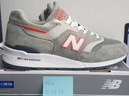 New Balance m997 CHT Made In USA - photo 1/7