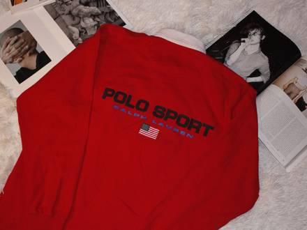Ralph Lauren Polo Sport rugby shirt - photo 1/5