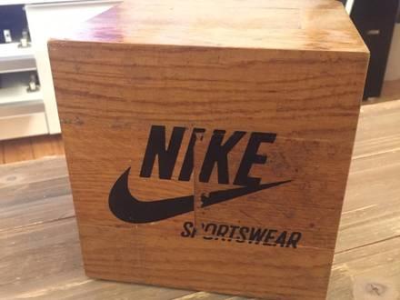 Nike Wood Block - Display - Decoration - - photo 1/5