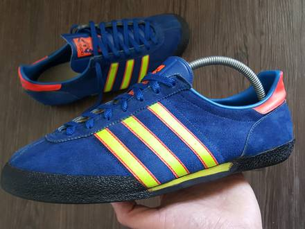 Adidas SHOT 80's made in West Germany - photo 1/6