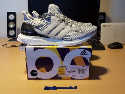 Adidas UltraBOOST 3.0 OREO ZEBRA - photo 1/7