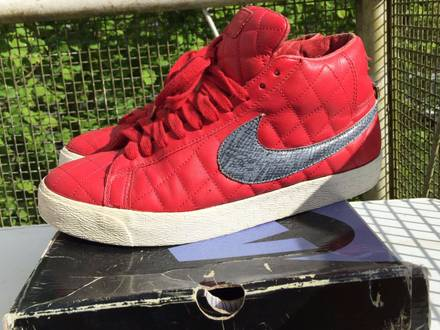 nike x supreme blazer high - photo 1/6