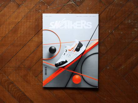 Sneakers Magazine Mag print issue #35 3 / 2017 sneaker freaker crep Brand New - photo 1/8