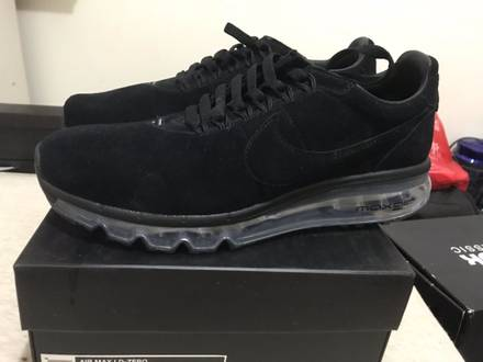 Nike Air Max Ld-zero 848624-001 Fragment Hiroshi Fujiwara Black DS Size 9 - photo 1/5