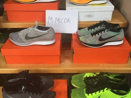 Nike flyknit racer - photo 1/5