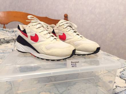 Nike Air Icarus Extra 1992 Atom Red VNDS - photo 1/6