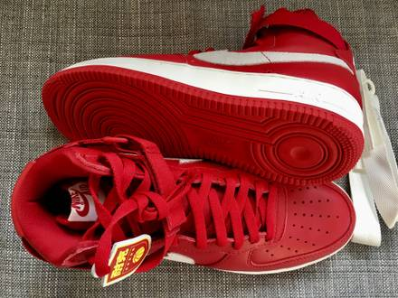 "Nike Air Force 1 Retro QS ""Nai Ke"" - photo 1/5"
