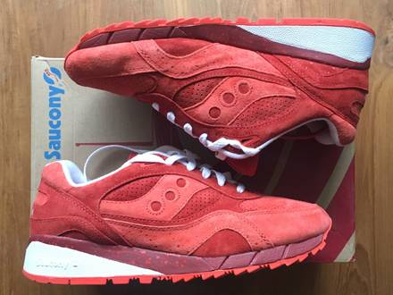 <strong>Saucony</strong> Shadow 6000 x Premier Life On Mars - photo 1/5