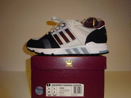 Adidas EQT Running Cushion 93 X Footpatrol US6.5/EUR 39 1/3 - photo 1/5