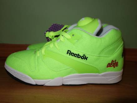 Reebok Pump Court Victory Felt Alife Limited Edition DS NEW - photo 1/5
