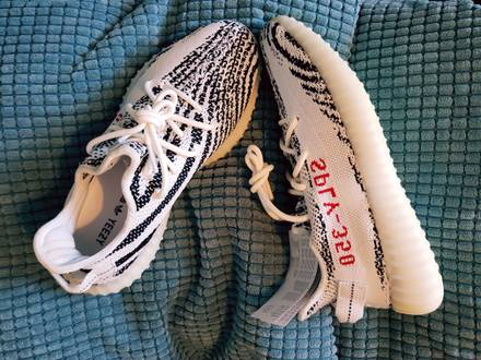 Adidas <strong>Yeezy</strong> Boost V2 <strong>Zebra</strong> - photo 1/6