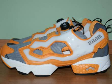Reebok Insta Pump Fury Major Limited Edition NEW DS - photo 1/5
