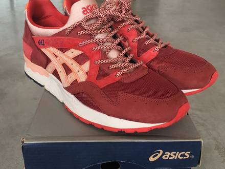 Asics GLV X ronnie fieg 'volcano' US 11.5 - photo 1/6