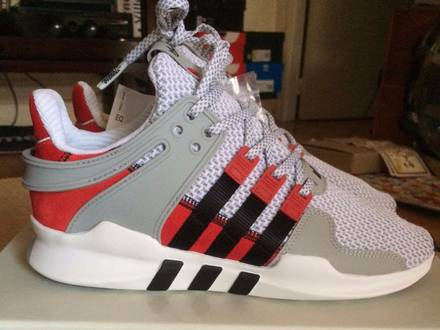 adidas EQT Support ADV x Overkill 7.5US - photo 1/6