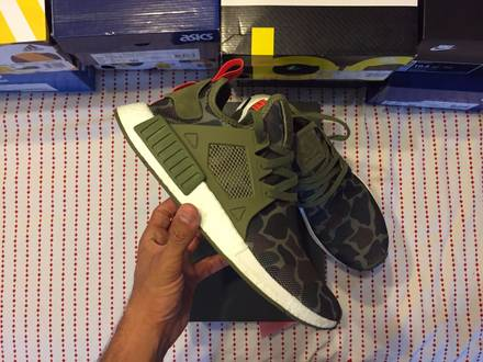 <strong>Adidas</strong> <strong>NMD</strong> <strong>XR1</strong> Duck Camo - photo 1/5
