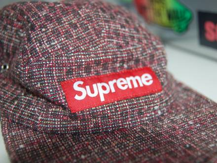 Supreme Camp Cap - photo 1/5