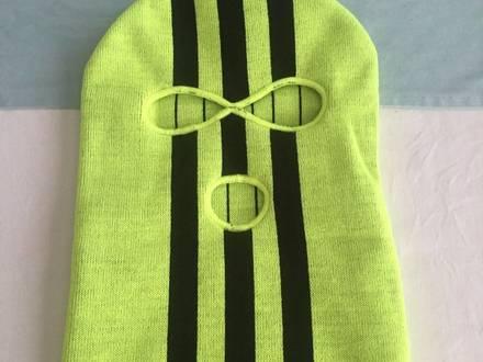 Adidas X Alexander Wang Ski Mask / Beanie - Green - photo 1/5