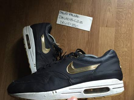 Nike Air Max 1 Gold Medal Pack - photo 1/7