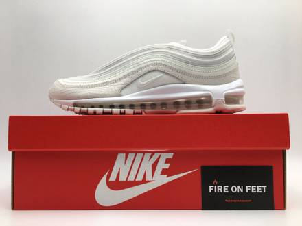 Nike Air Max 97 Summit White SnakeSkin - photo 1/5
