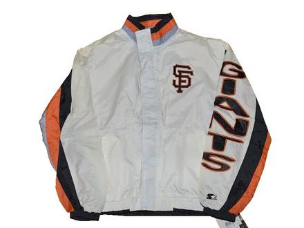 Starter San Francisco Giants Size L - photo 1/5