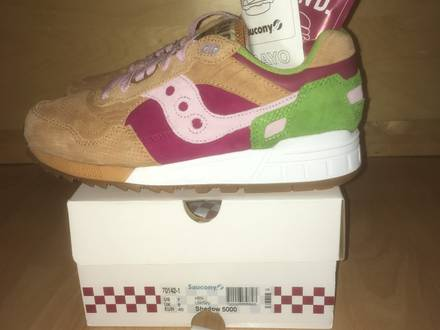 """<strong>Saucony</strong> x End Shadow 5000 """"Burger"""" - photo 1/8"""