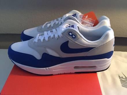 Nike OG blue 2017 US9,5 EU 43 - photo 1/5
