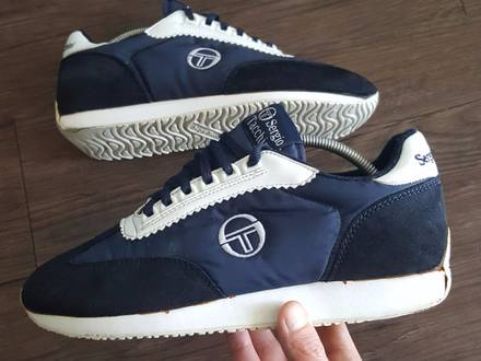 """OG 90's SERGIO TACCHINI """"Unknown model"""" (casual spzl adidas umbro rare oldies spezial) - photo 1/7"""