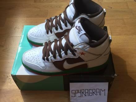 Nike Dunk High Premium SB California US9 - photo 1/6