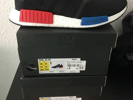 Adidas NMD OG Primeknit US9.5 US9 US11.5 - photo 1/3